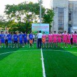 Dự án sân bóng đá  ĐH TC-KT Quảng Ngãi