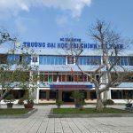 Thi công sửa chửa một số hạng mục Trường TCKT Quảng Ngãi